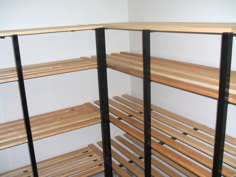 Delicieux 3/4/5 Tier Shelving Unit For Changing Room