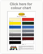 click here for our colour chart